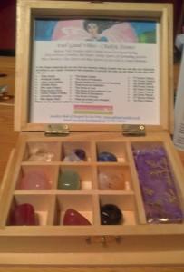 Chakra Balancing Healing Stones Set - Spiritual Wonders Online Crystal and Gift Shop