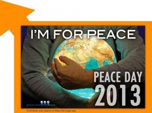 Global Coherence Initiative's Peace Day Event