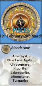 Birthstones Pisces