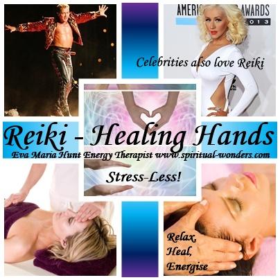 Healing hands picture