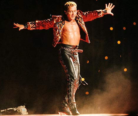 Michael Flatley - www.dailymail.co.uk