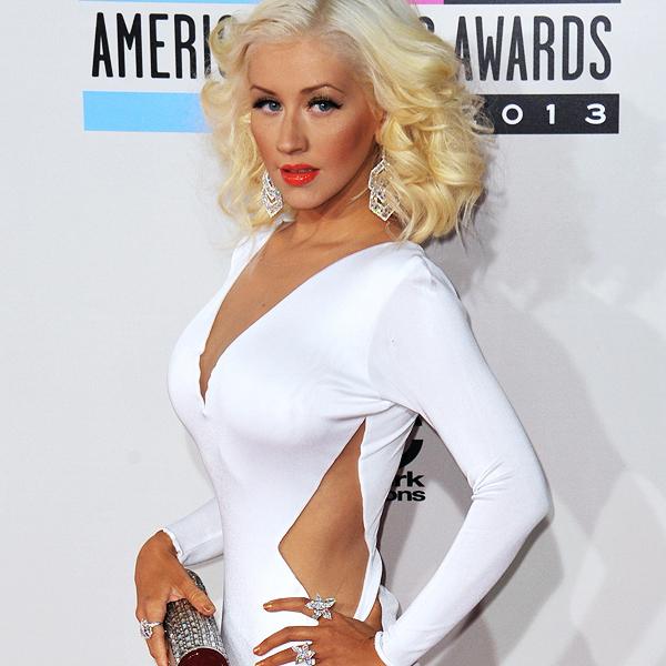 Christina Aguilera - www.womenshealthmag.com