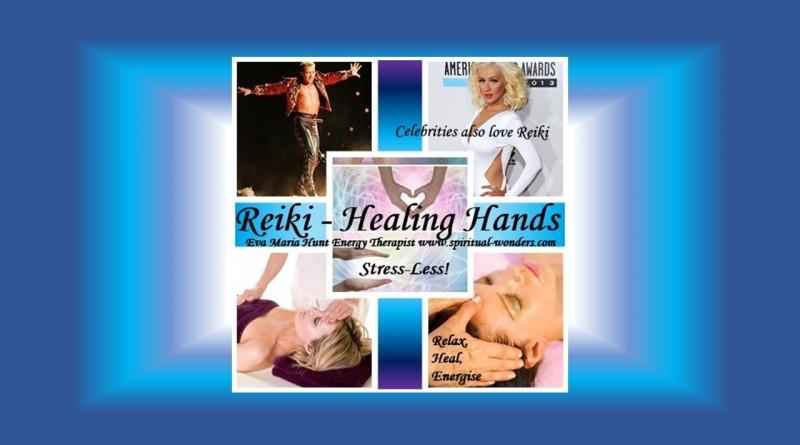 reiki healing hands picture