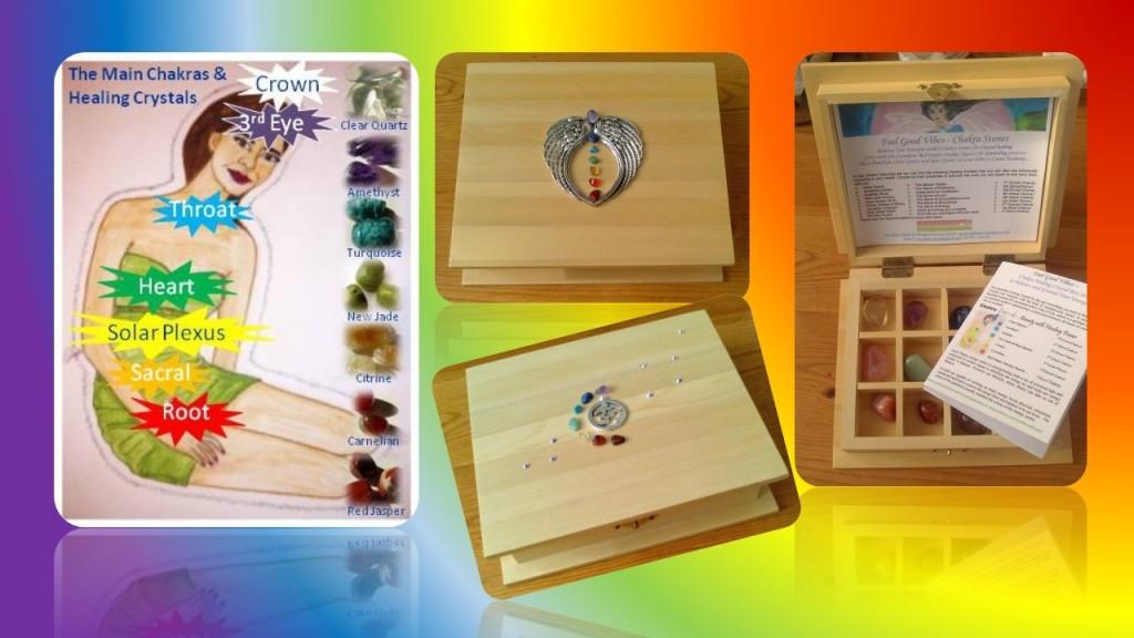 Crystal lovers set