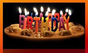 Birthday cake celebration 2015