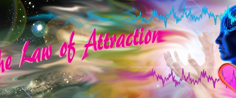 Law of Attraction header