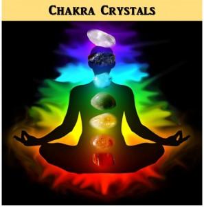 Bucks Posters Chakra Crystals