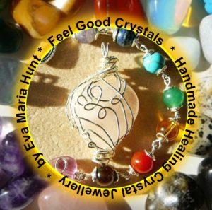 Jewellery logo Feel Good Crystals January 2016