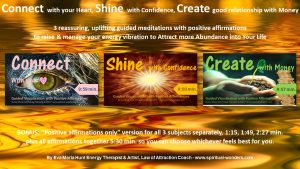 Connect shine create bundle cover photo