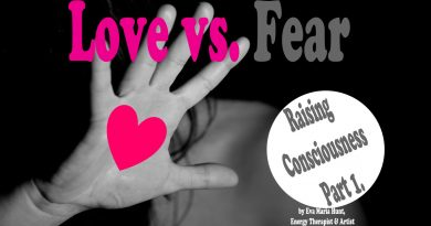 Fear vs Love Raising Consciousness1