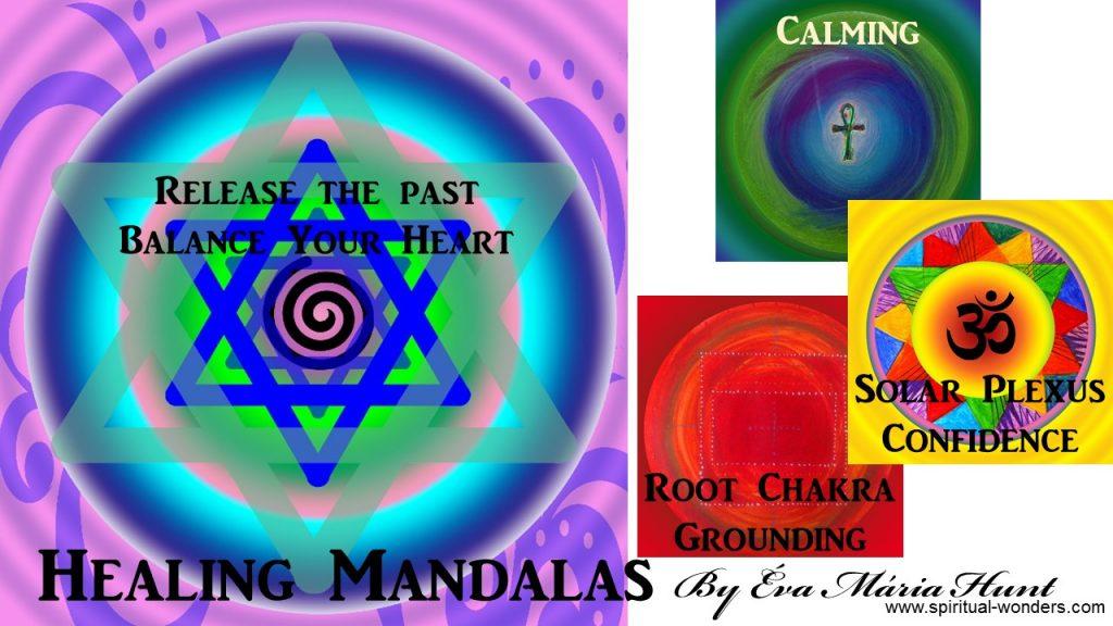 Healing Mandalas for everyone examples1