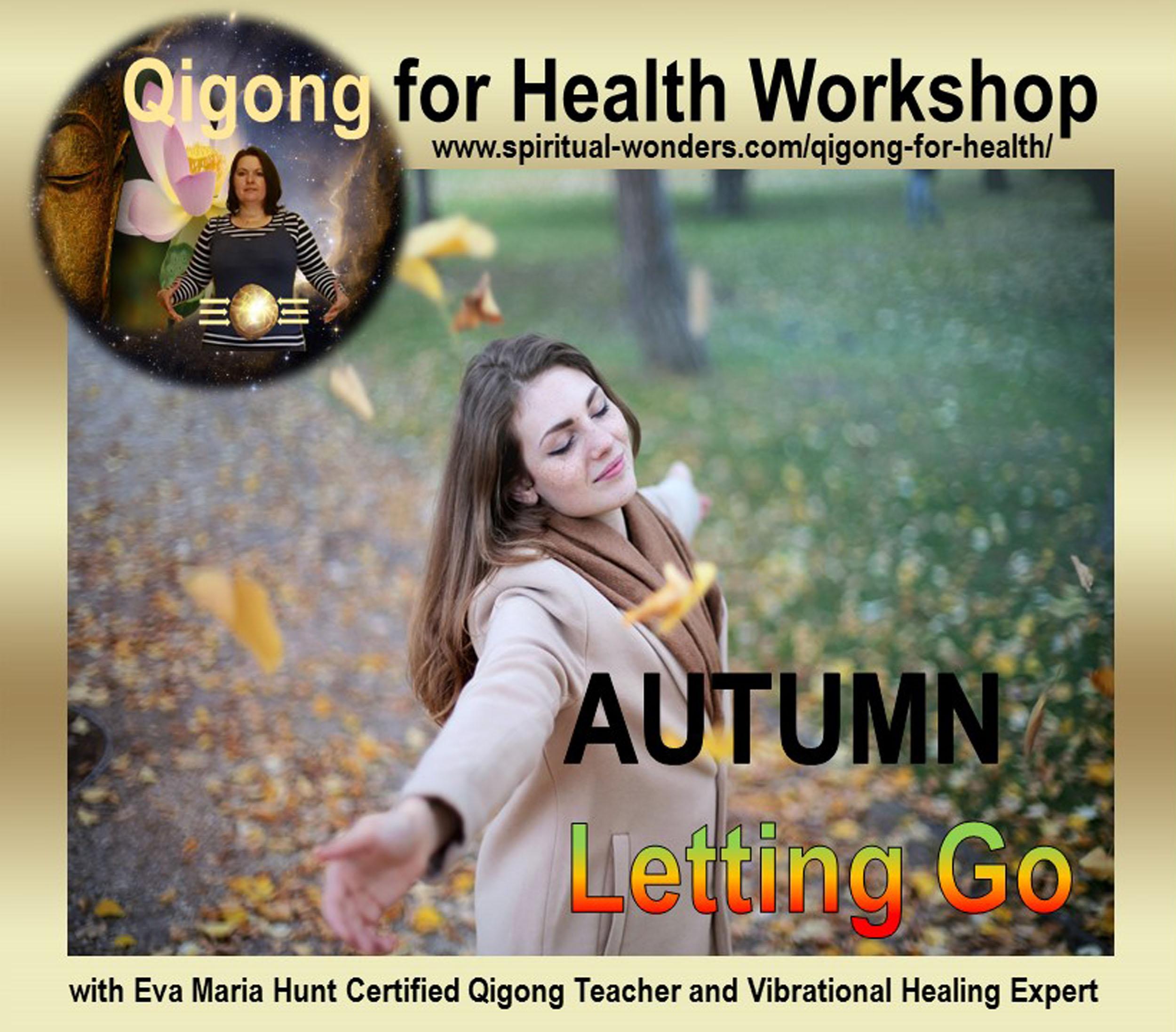 Qigong Workshop September 2019 - Spiritual Wonders